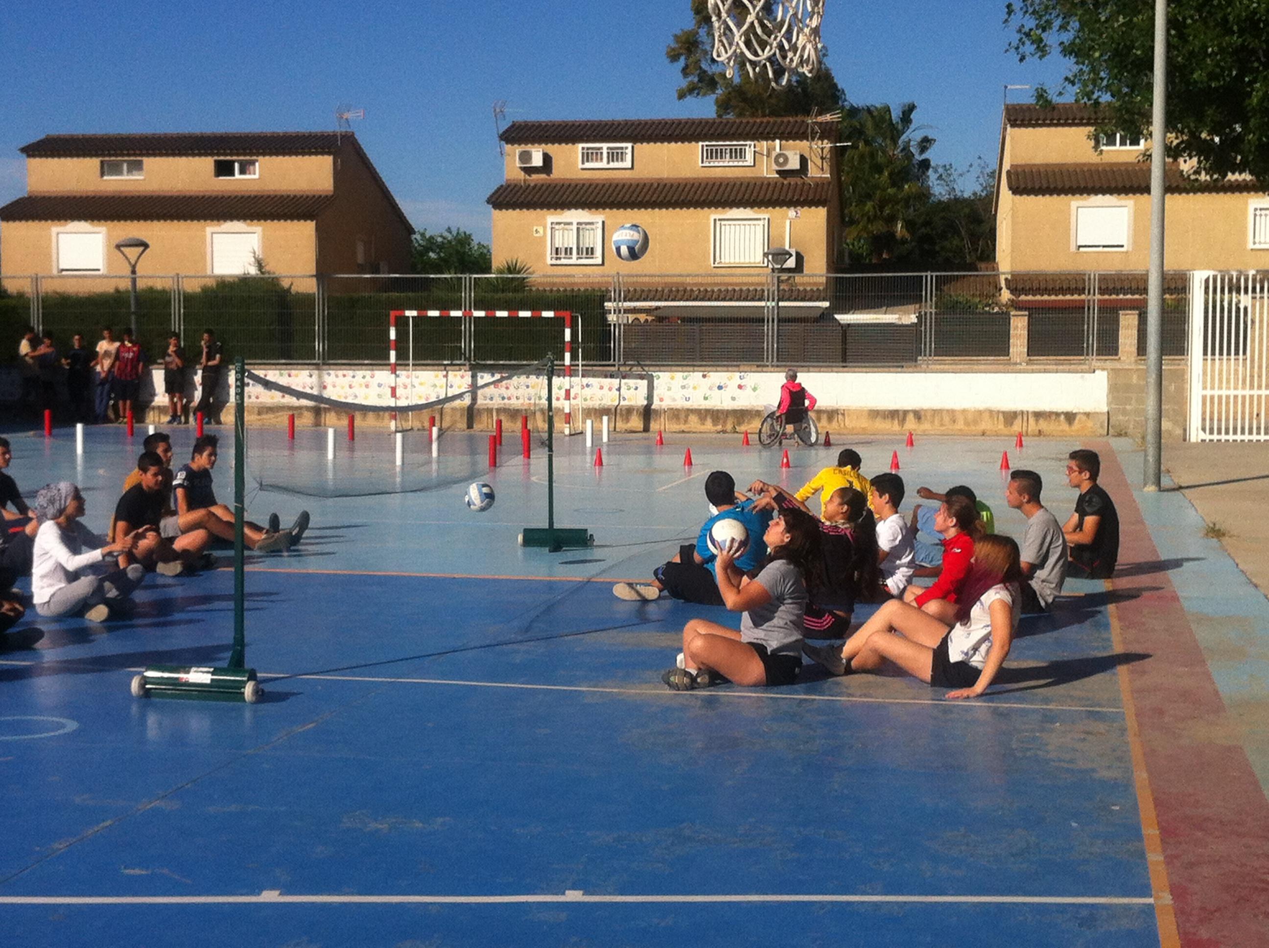 Activitats als centres educatius amb motiu dels viii jocs - Pavello olimpic reus ...