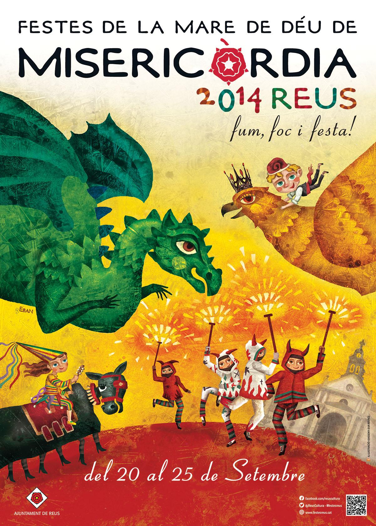 Diada castellera de Misericòrdia @ Plaça del Mercadal, Reus | Reus | Cataluña | España