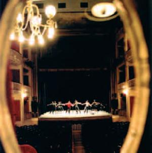 Espectacle al Teatre Fortuny.