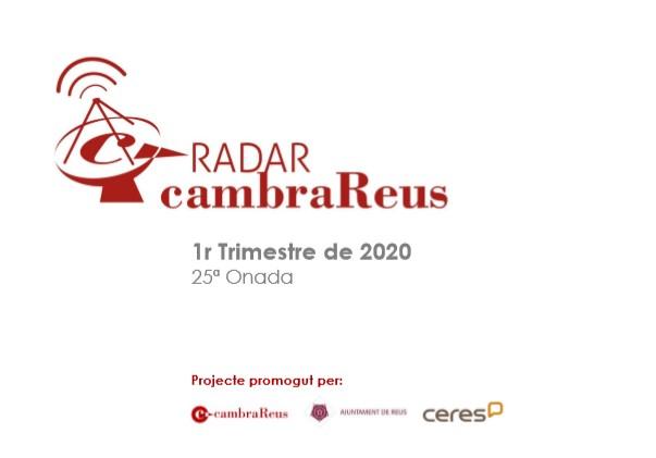 L'enquesta trimestral sobre la confiança empresarial que des de 2013 impulsen la Cambra de Comerç de Reus i l'Ajuntament de Reus en c...