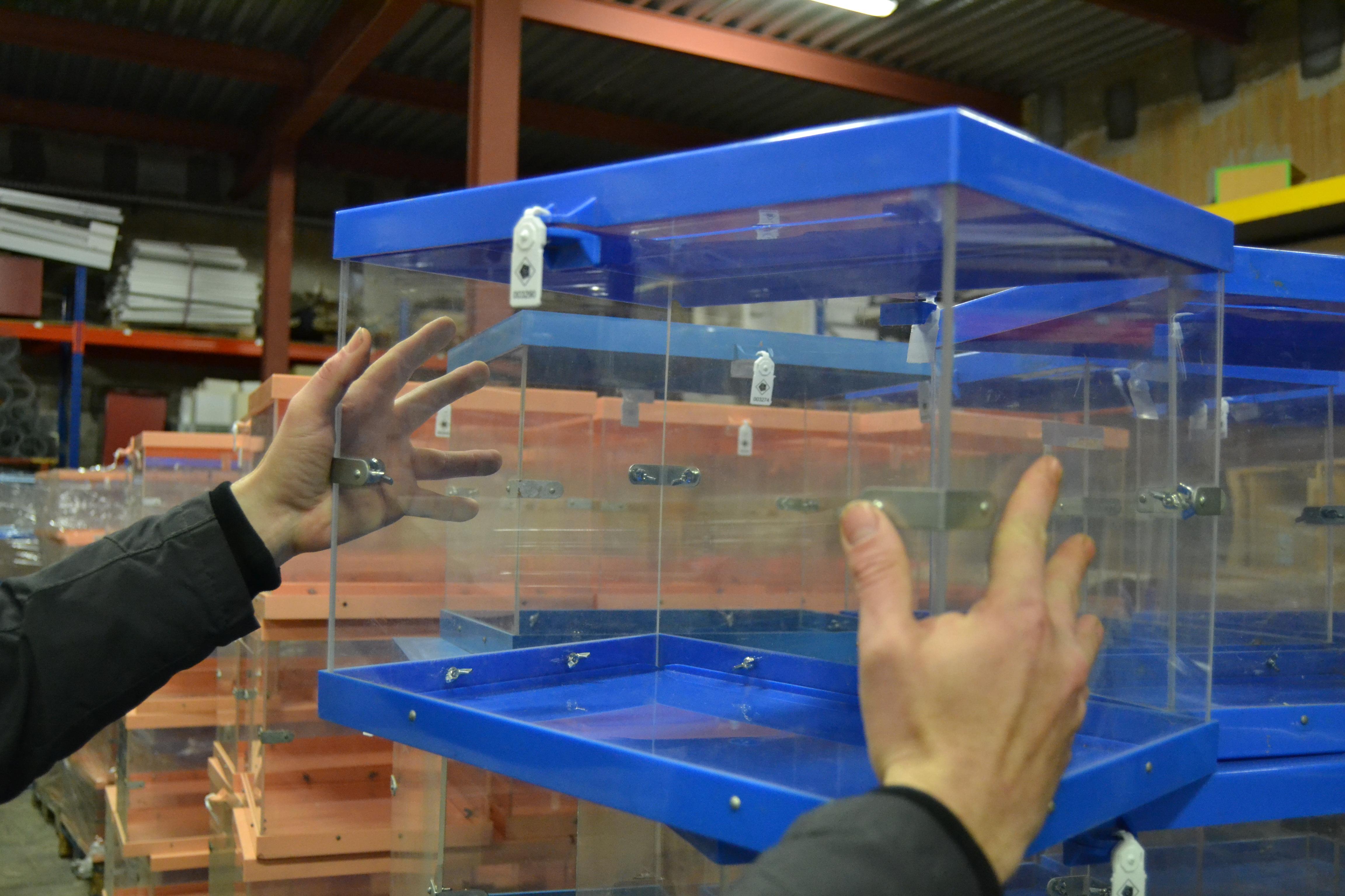 Dispositiu municipal amb motiu de les eleccions generals del 10 de novembre