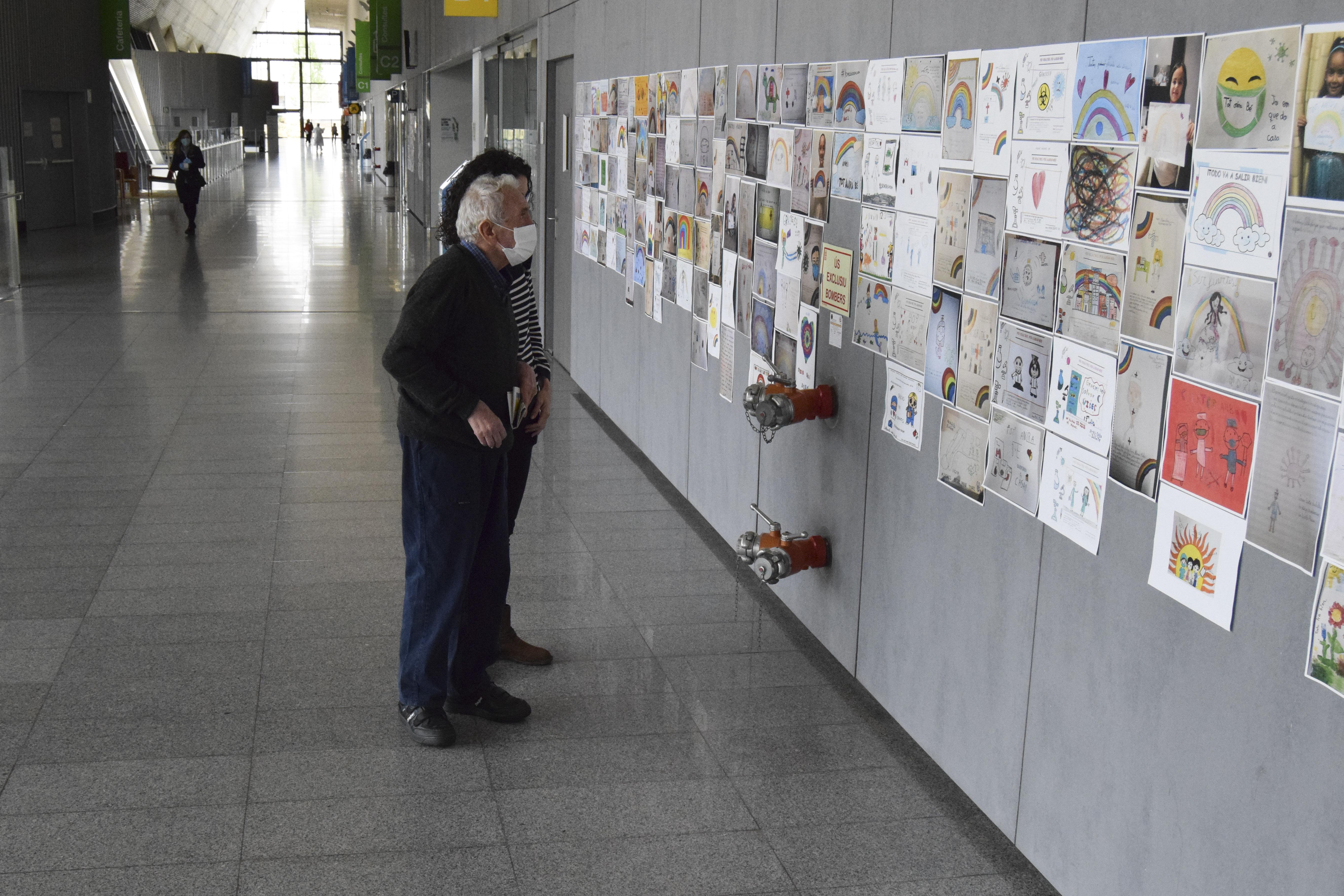 L'Hospital Universitari Sant Joan de Reus fa donació de la documentació recollida en el marc de la campanya