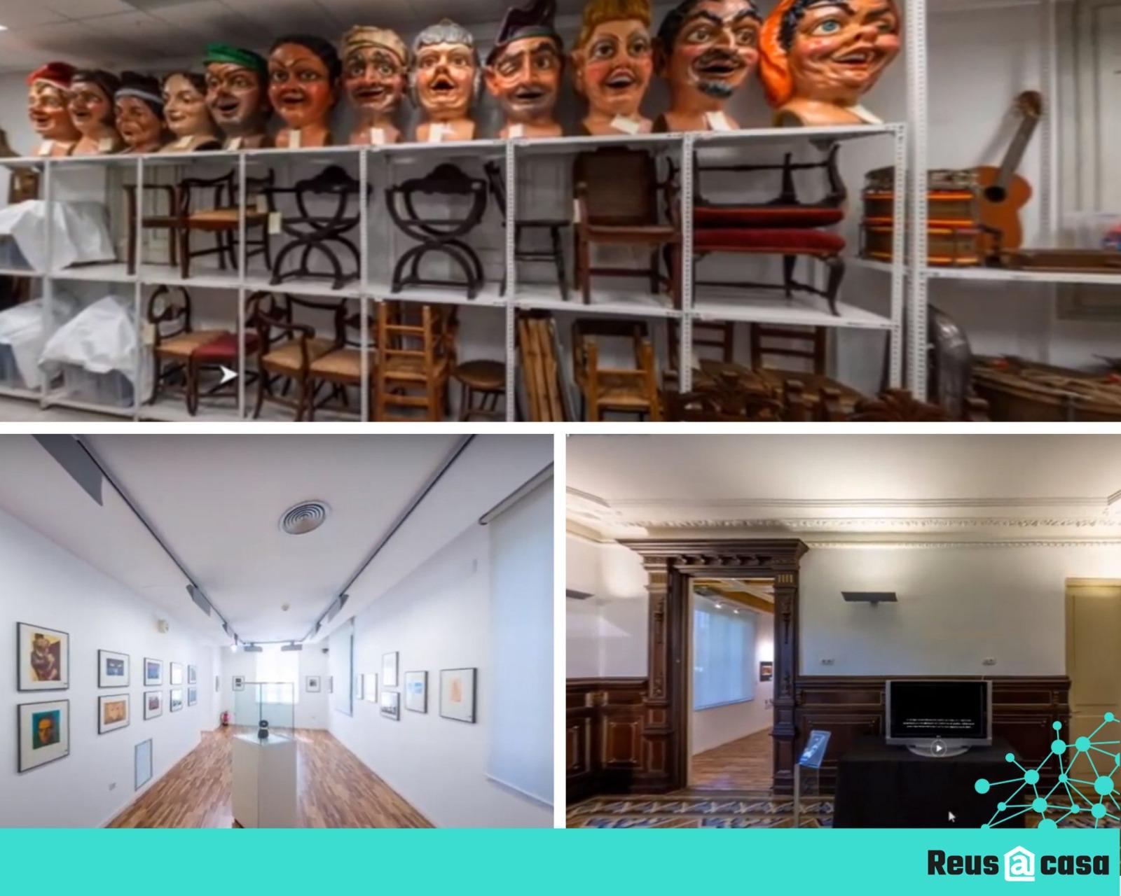 L'Institut Municipal Reus Cultura ha preparat per avui tota una jornada en la que des dels Museus de Reus es commemora el Dia Internacional...