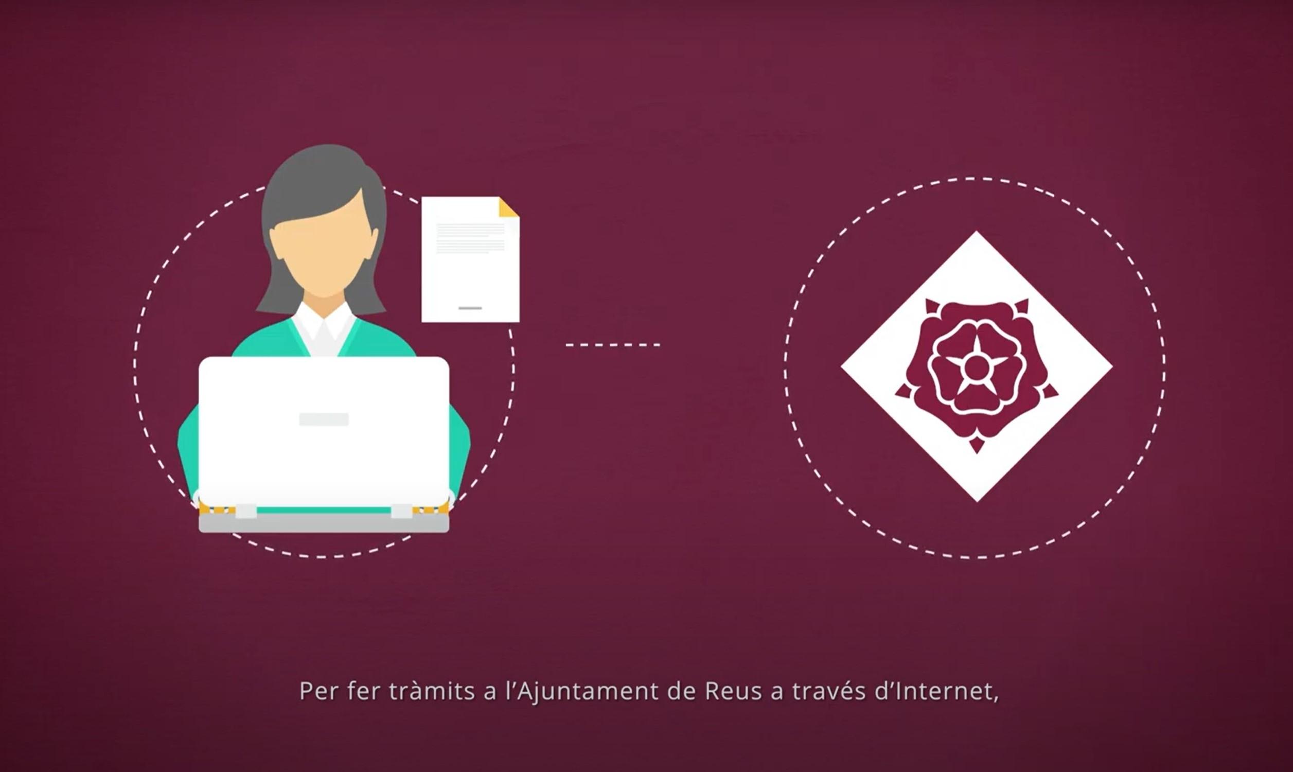 L'Ajuntament de Reus accelera el procés de transformació digital amb novetats tecnològiques i normatives: l'eliminació del'entrada ...