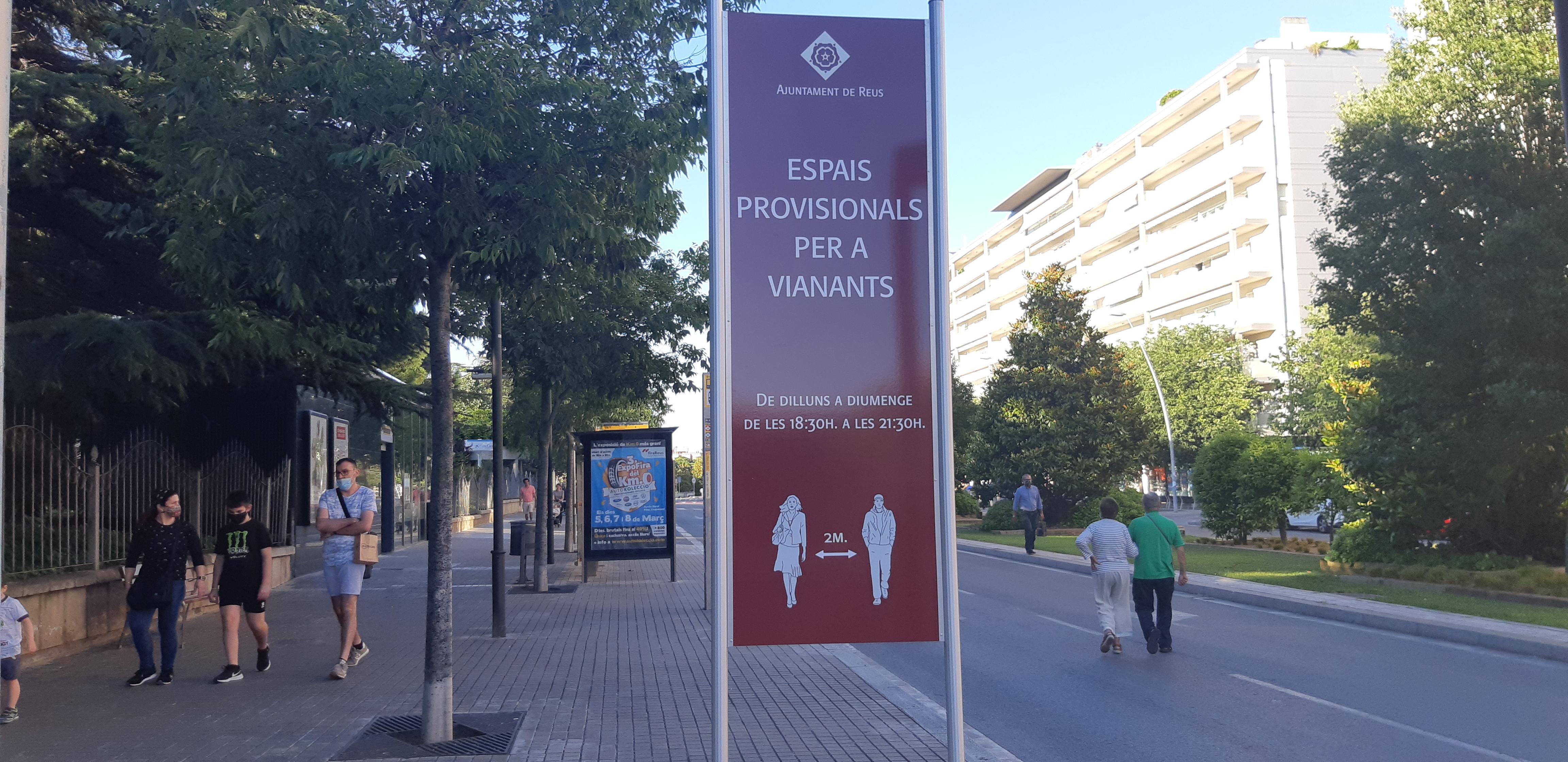 L'avinguda Sant Jordi tornarà a obrir-se al trànsit tot el dia a partir d'aquest divendres 12 de juny. Després dels primers dies de ...