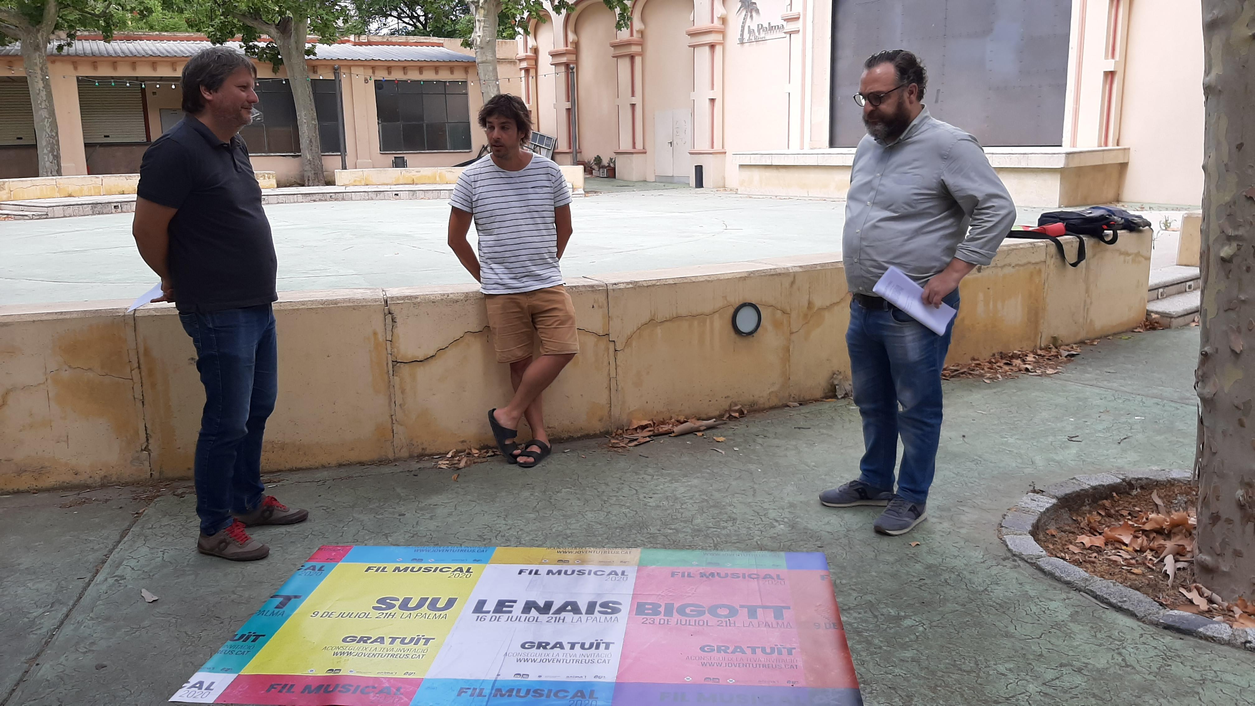 L'Ajuntament de Reus organitza la tercera edició del cicle de música Fil Musical, coordinat des del departament de Joventut de la regidor...