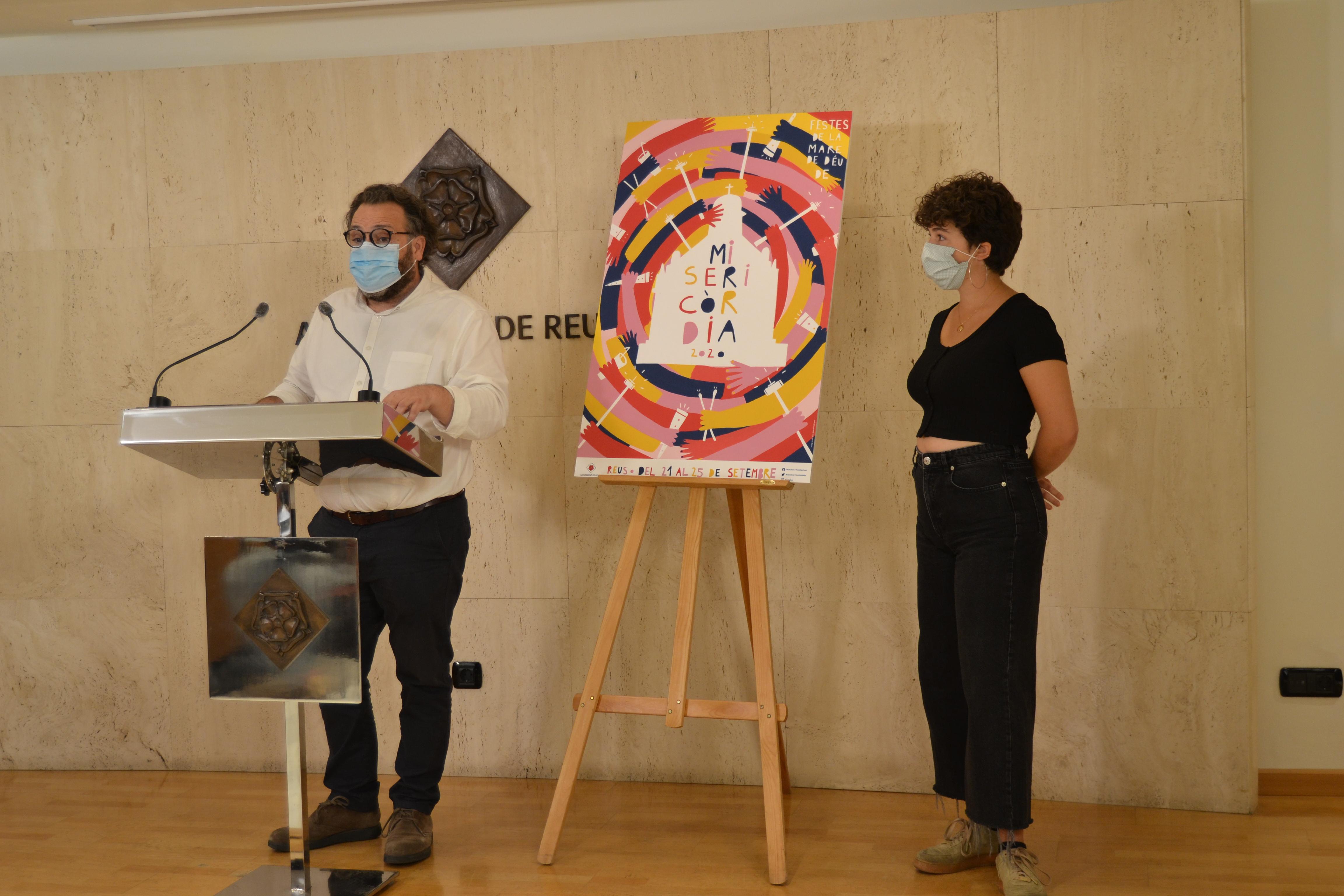 La regidoria de Cultura de l'Ajuntament de Reus ha presentat les noves línies de programació de les Festes de la Mare de Déu de Miseri...