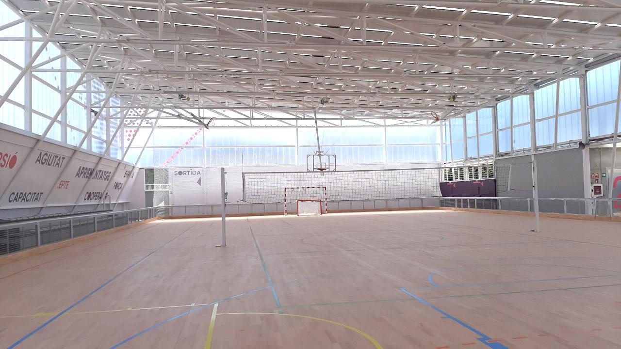 Reus Esport i Lleureha obert la convocatòria extraordinària per a la petició d'usos esportius del nou polilleuger Municipal Cèlia A...