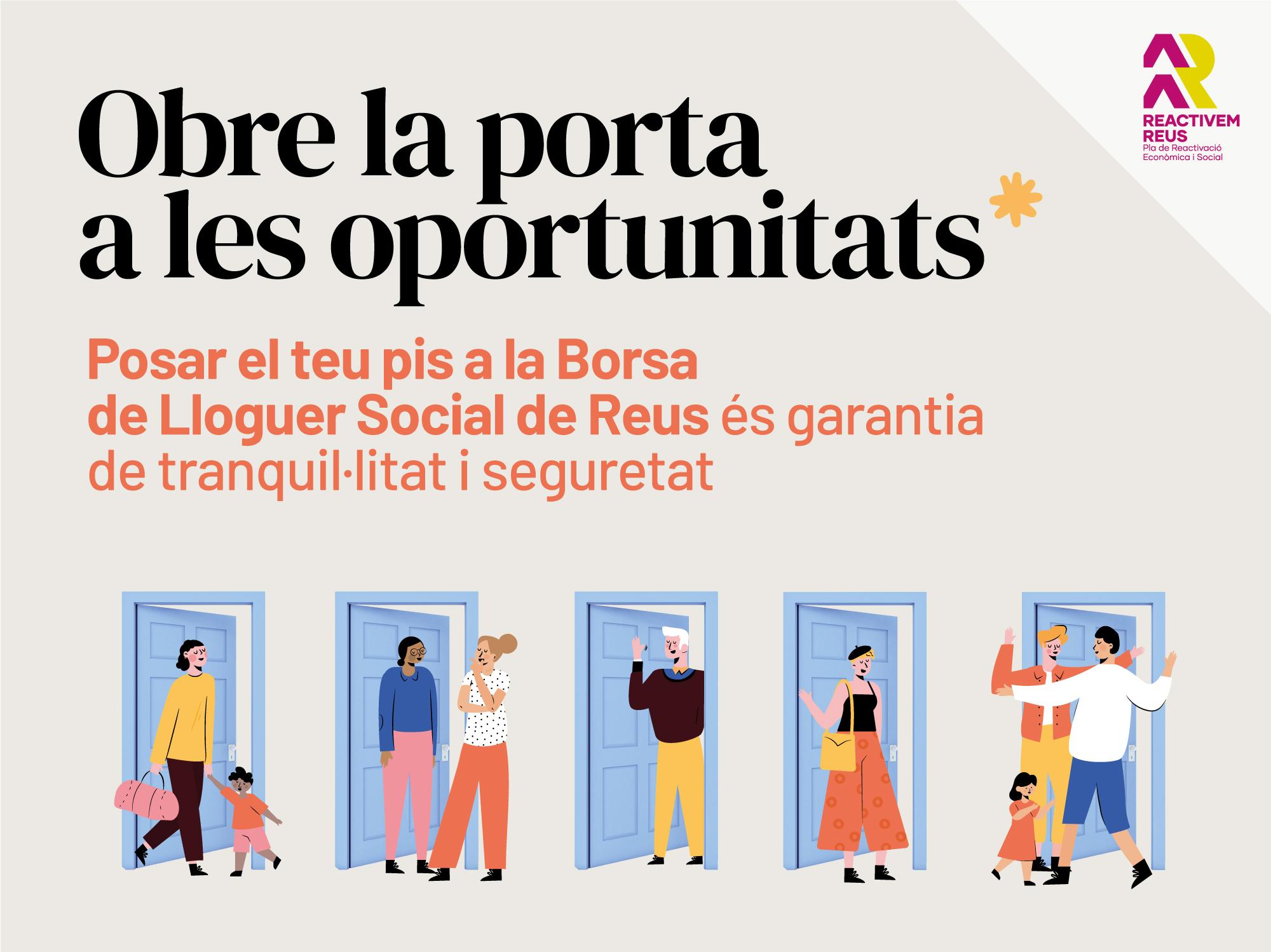 Les ajudes a la rehabilitació d'habitatges del Pla de Reactivació Econòmica i Social de Reus ja es poden sol·licitar a partir d'aqu...
