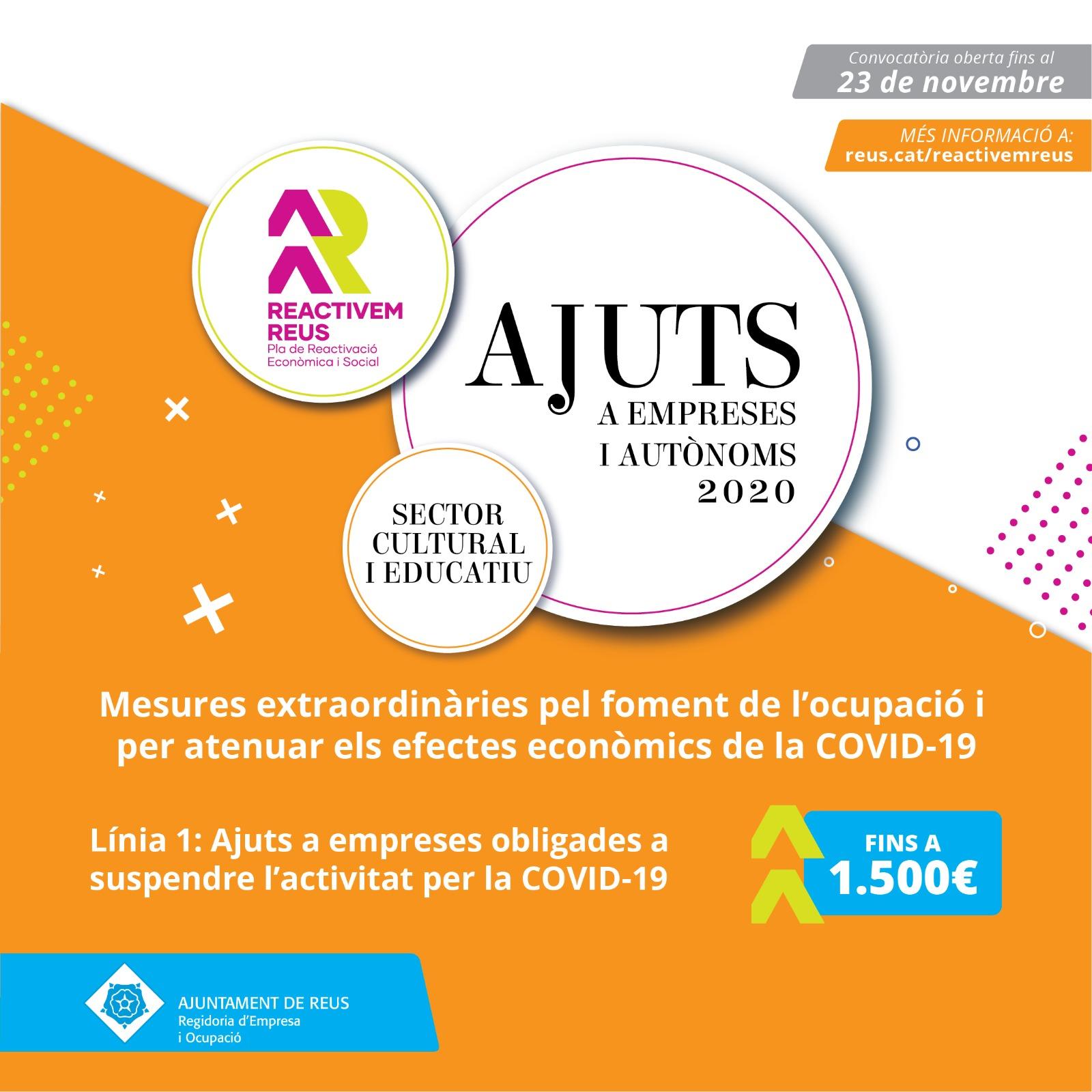 El Butlletí Oficial de la Província de Tarragona (BOPT) ha publicat aquest dimarts la segona convocatòria de subvencions a empreses i au...