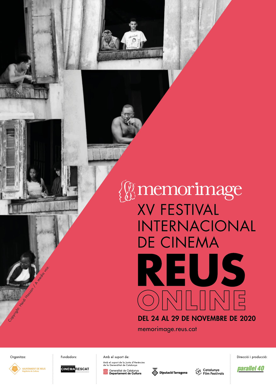 El Festival Memorimage inaugura aquest dimarts la seva quinzena edició en format online i marcada, per tant, directament per la pandèmia ...