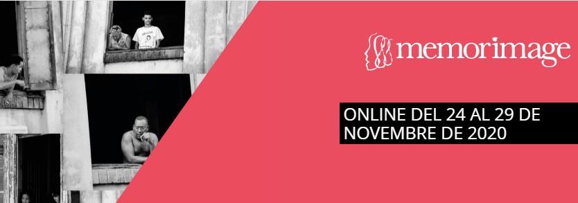 El Memorimage continua oferint durant tot el cap de setmana la seva programació, disponible a la plataforma pròpia del festival (online.m...