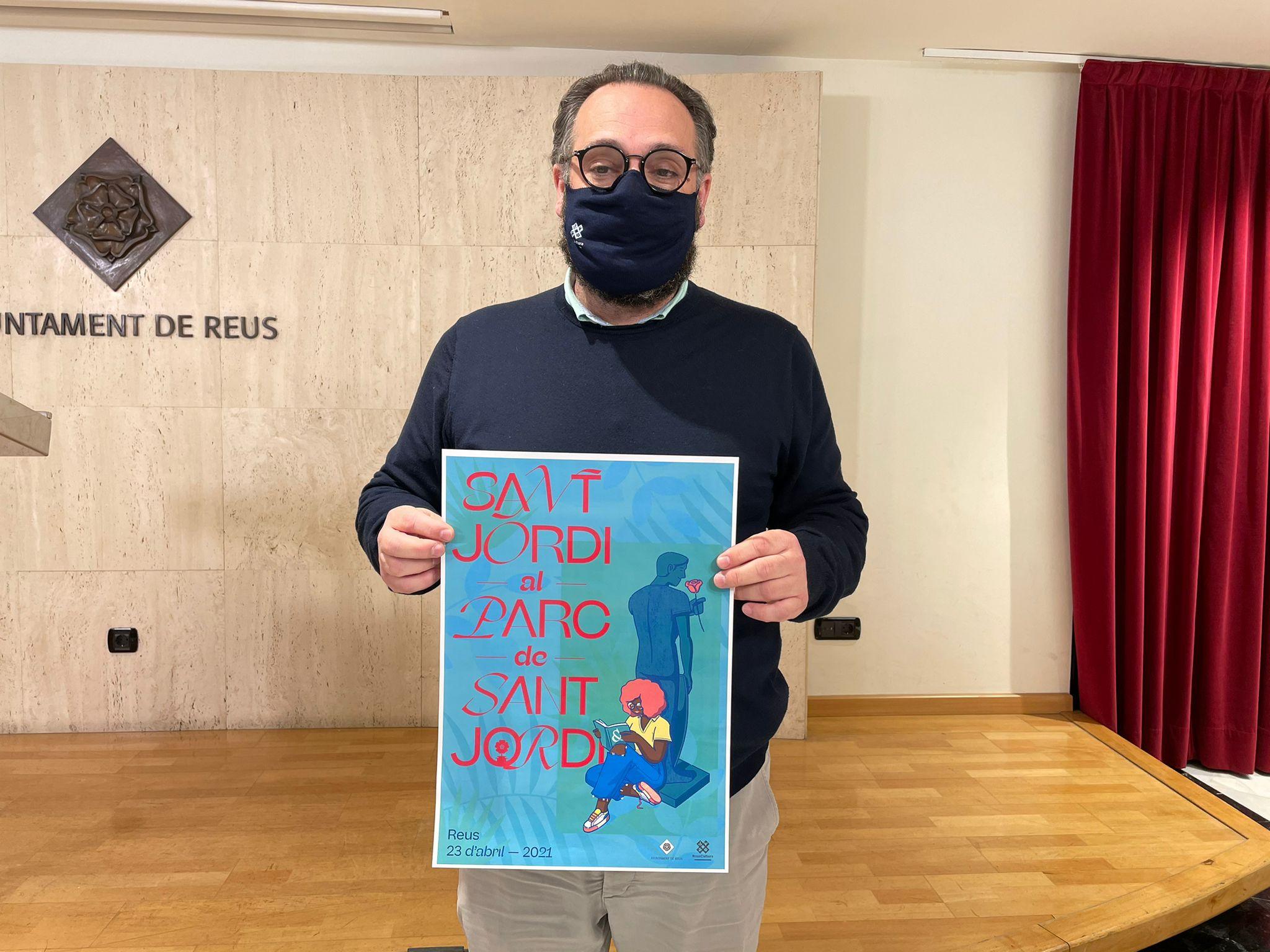 L'Institut Municipal Reus Cultura, d'acord amb la Comissió de Sant Jordi que està formada per llibreries, floristeries i entitats, ha...