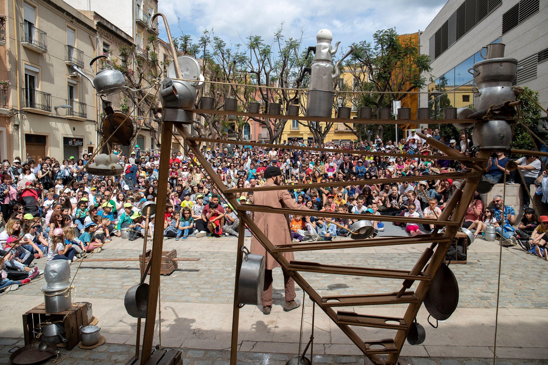 La Fira Internacional de Circ de Catalunya, TRAPEZI, celebrarà la seva 25a edició del 12 al 16 de maig a la ciutat de Reus. Enguany, per ...
