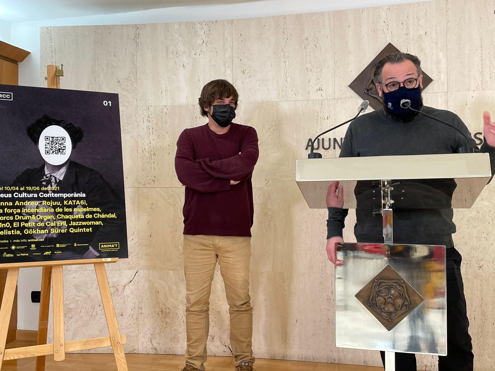 L'Institut Municipal Reus Cultura de la regidoria de Cultura i Política Lingüística de l'Ajuntament de Reus, de la mà d'Anima't Associa...
