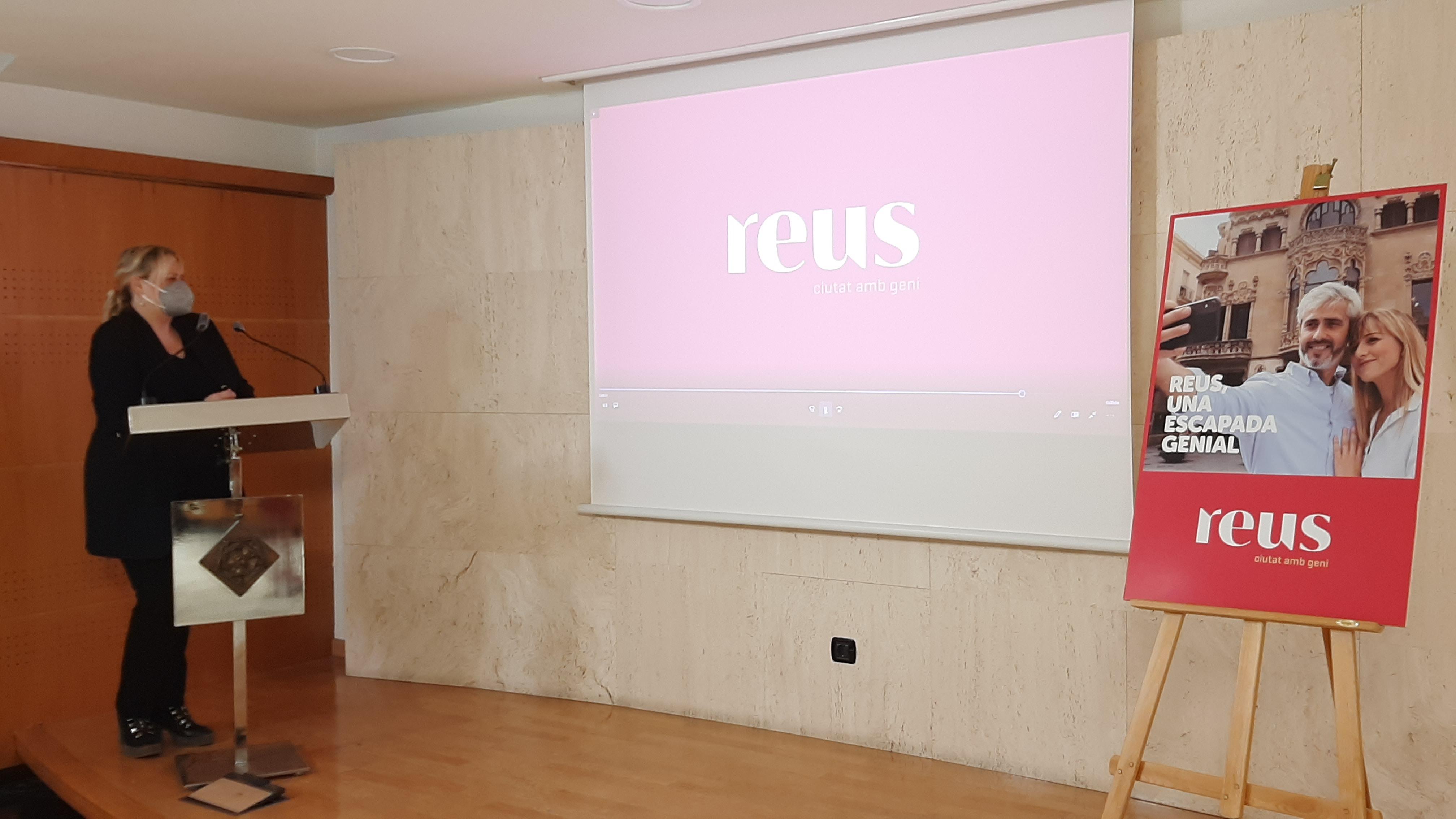 Després de diverses temporades amb la marca «Visit Reus», l'Agència de Promoció de Ciutat presenta una nova marca turística de ciut...