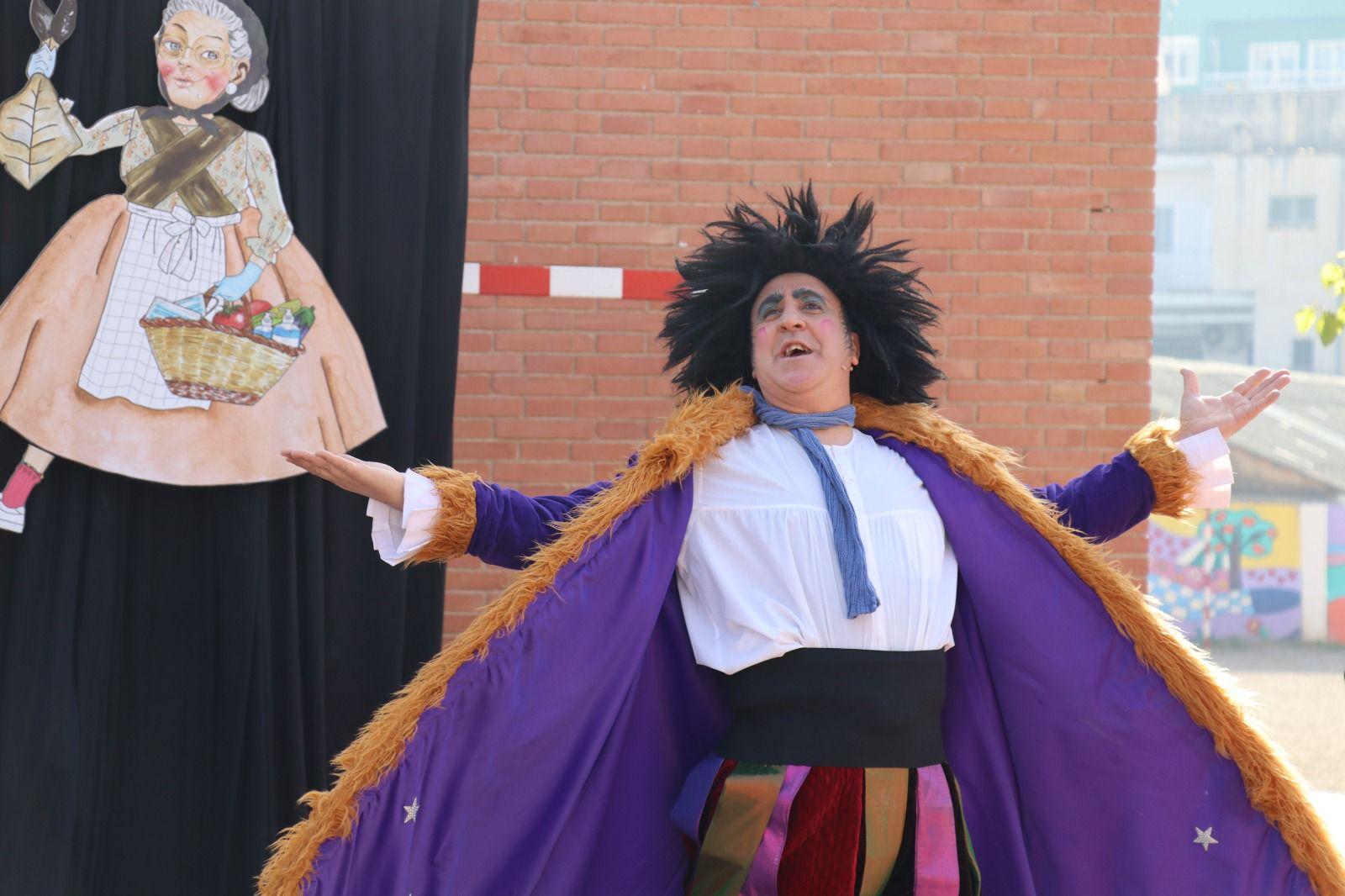 Les representacions de l'espectacle de La Vella Quaresma a les escoles d'enguany han finalitzat aquest divendres al matí. Aquest 2021 s'ha...