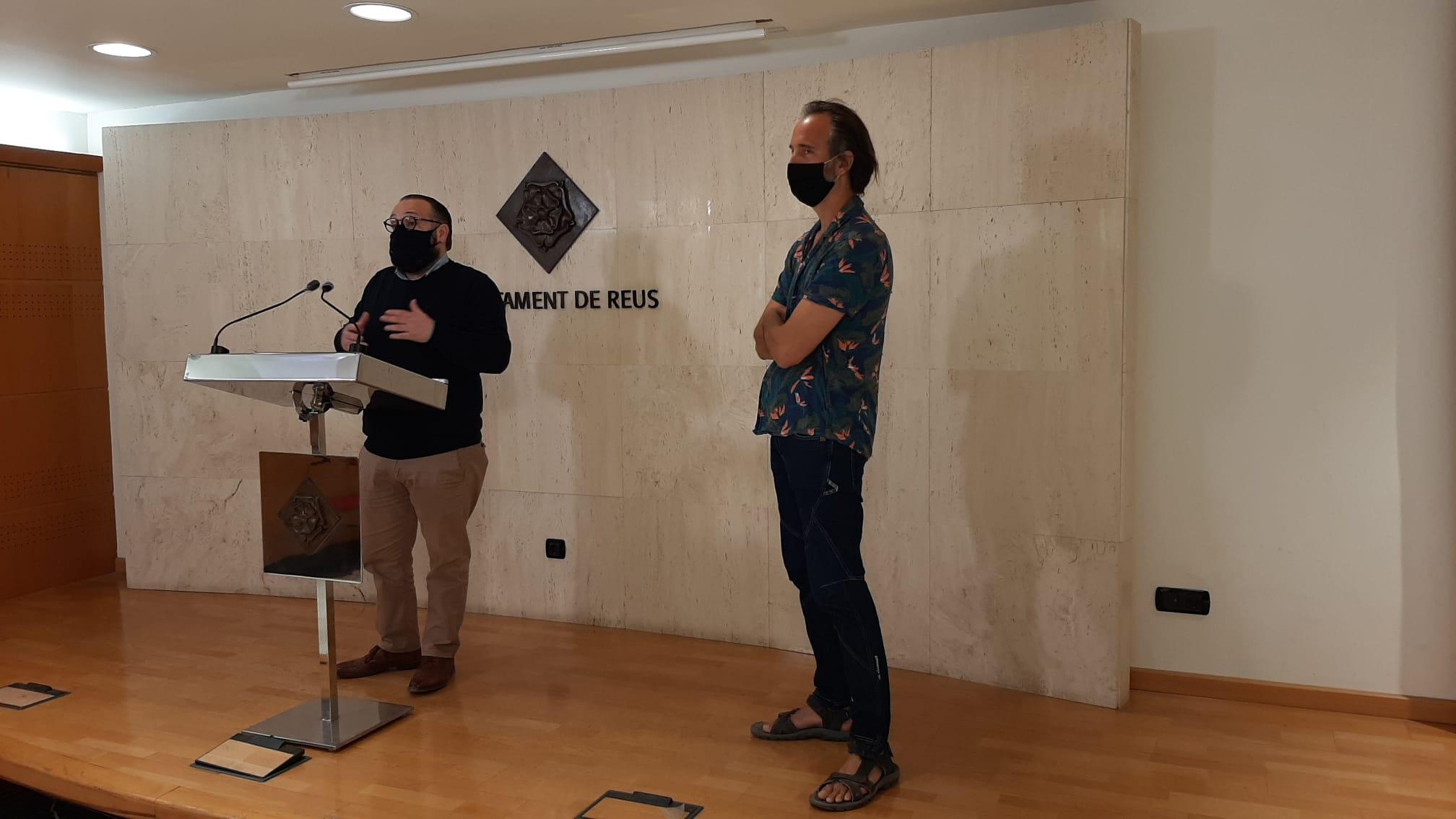 L'Institut Municipal Reus Cultura de la regidoria de Cultura i Política Lingüística de l'Ajuntament de Reus ha presentat una nova propos...