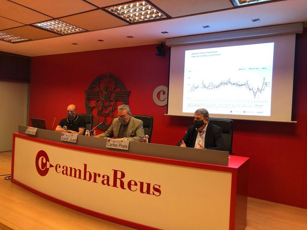 La 30a onada del Radar Cambra Reus, que impulsa la Cambra de Comerç de Reus, la regidoria d'Empresa i Ocupació de l'Ajuntament de Reu...