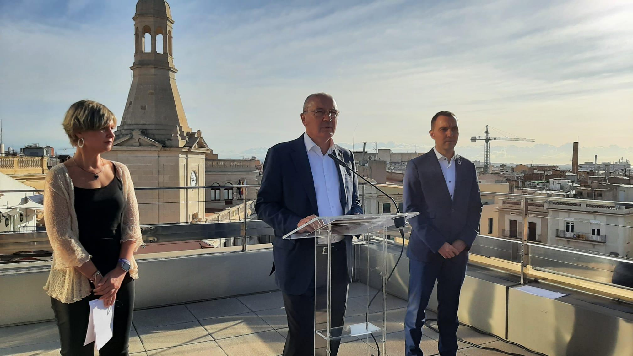 L'expedient de pressuposts de l'Ajuntament de Reus per a l'exercici 2022 preveurà un Pla d'Inversions de 19,5 milions d'euros. A...