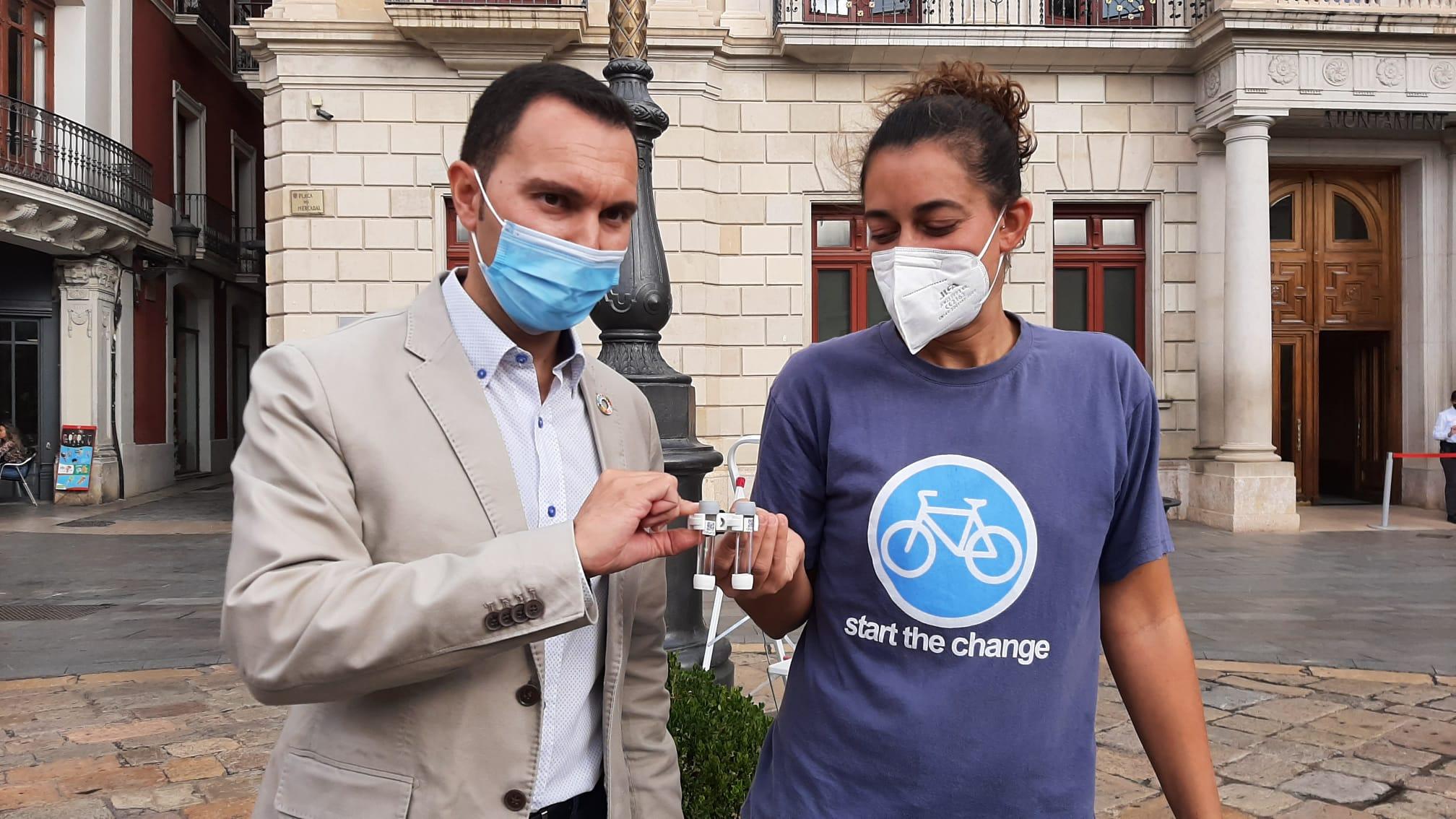 La regidoria de Medi Ambient de l'Ajuntament de Reus realitzarà les properes quatre setmanes un estudi de la qualitat de l'aire amb la...