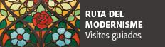 Ruta del Modernisme - Visites guiades