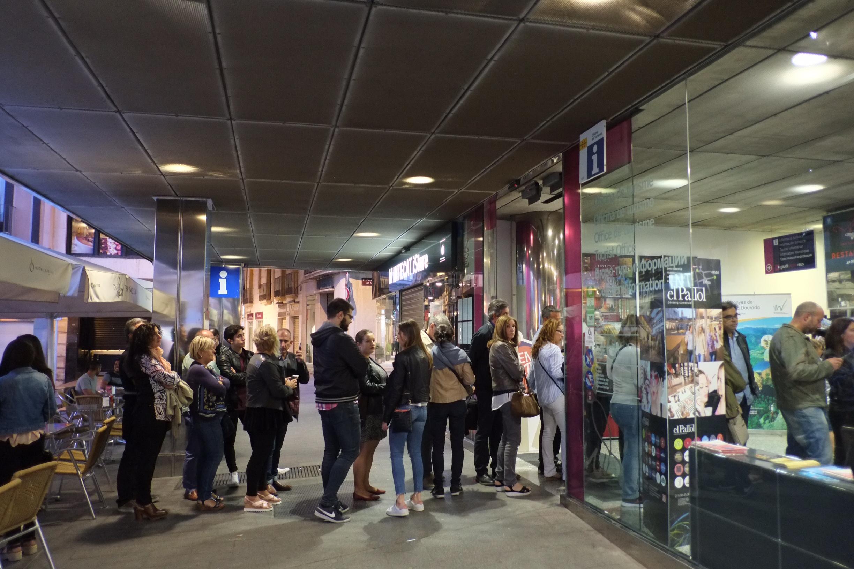 Gran èxit de públic de la Nit dels Museus i del Patrimoni  Ajuntament de Reus