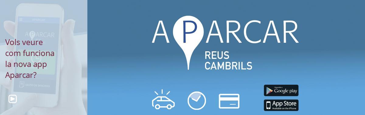 Accedeix a Tutorial app aparcar