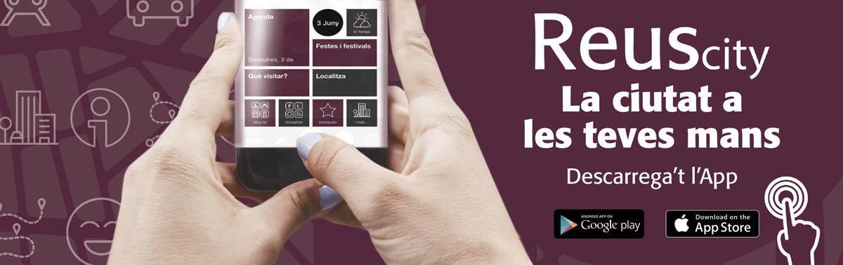 Accedeix a Reus City App