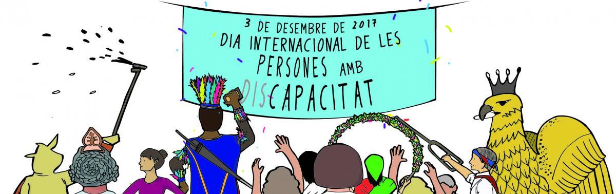 Accedeix a Dia Internacional de les Persones amb Discapacitat