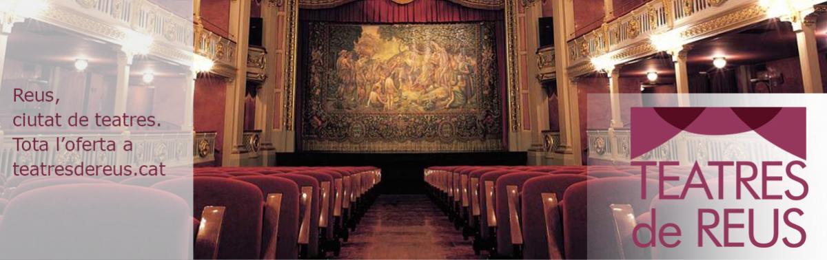 Accedeix a Slider TeatresdeReus