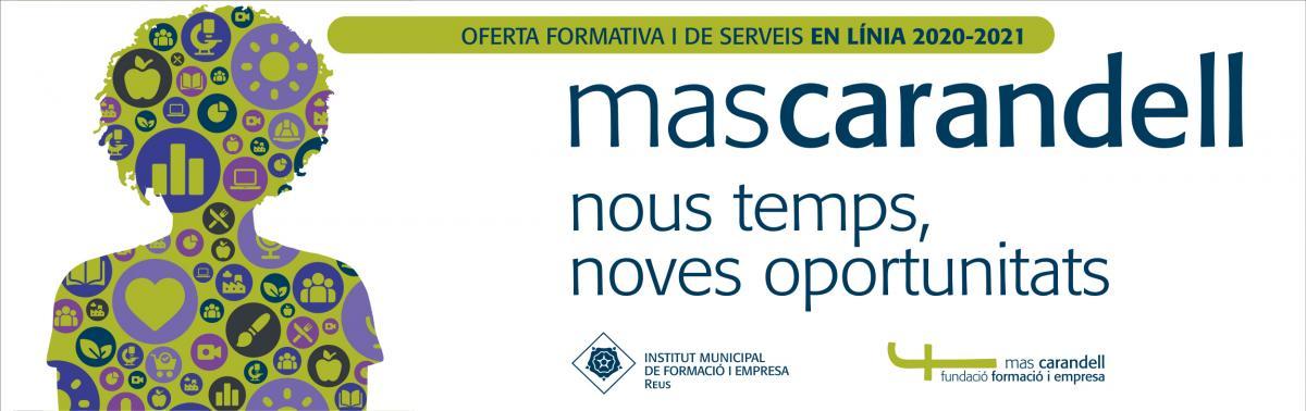 Accedeix a Oferta formativa Mas Carandell