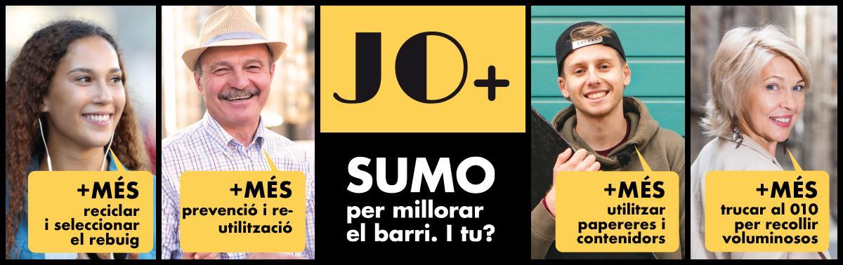 Accedeix a Sumo per millorar els barris
