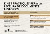 Eines pràctiques per a la lectura de documents històrics