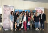 Visita dels alumnes de l'IMFE Mas Carandell