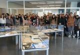 Alumnes de l'IES Baix Camp. Visita a l'Arxiu de Reus