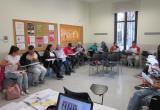Foto d'un curs del CNL