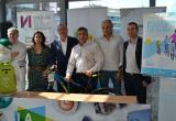 Imatge acte presentació 2ª Bicicletada popular solidària Fundació Noelia Reus