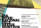 Cartell Dia Internacional dels Arxius a Reus 2018