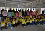 Imatge de la presentació de Pati 14 a l'Escola Rosa Sensat