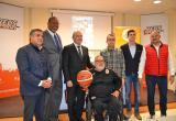 Imatge de la presentació de la Mare Nostrum Cup Bàsquet Ciutat de Reus 2018