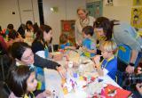 Imatge de la nova activitat Art en família dins el cicle Fem Rusc de Mas Pintat