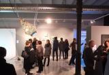 Imatge de l'exposició d'art tecnològic Beep Ticnova que es pot veure al Museu de Reus fins al març de 2018
