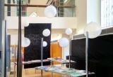 Exposició autors locals a la Biblioteca Xavier Amorós