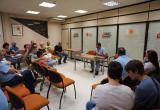 Foto de la reunió
