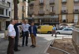 Imatge presentació obres segona fase plaça Catalunya