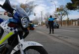 Agents de la Guàrdia Urbana de la Unitat de Seguretat Viària