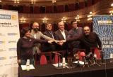 Presentació de la Marató de TV3 al Teatre Fortuny 1