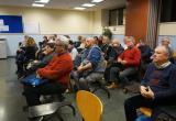 Reunió de la Guàrdia Urbana amb representants de les associacions de veïns