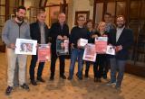 Foto de grup presentació Congrés Matemàtiques